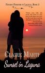 Sunset in Laguna - Claire Marti