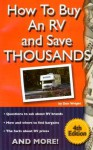How to Buy an RV and Save Thousands - 4th Edition - Don Wright