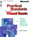 Practical Standards for Microsoft Visual Basic - James D. Foxall