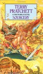 Sourcery - Terry Pratchett