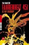 Fahrenheit 451 - Ray Bradbury, Tim Hamilton, Julia Osuna Aguilar