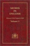 Sichos In English: Volume 3 – Nissan-Elul 5739 - Menachem M. Schneerson