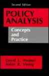Policy Analysis: Concepts and Practice - Aidan R. Vining