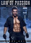Law of Passion: M/M Police Straight to Gay First Time Romance - Jerry Cole