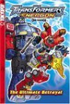 Transformers: Energon Volume 2: The Ultimate Betrayal - Hasbro
