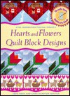 Hearts and Flowers Quilt Block Design (The Foundation Piecing Library) - Jodie Davis, Linda Hampton Schiffer