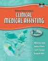Delmar's Clinical Medical Assisting (Thomson Delmar's Learning's) - Wilburta Q. Lindh, Carol D. Tamparo, Marilyn S. Pooler