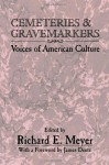 Cemeteries and Gravemarkers - Richard Meyer