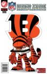 NFL Rush Zone: Season Of The Guardians #1 - Cincinnati Bengals Cover - Kevin Freeman, M. Goodwin