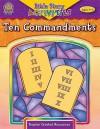 Bible Stories & Activities: Ten Commandments - Mary Tucker
