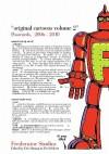 Original Cartoons, Volume 2: The Frederator Studios Postcards 2006-2010 - Fred Seibert, Michael Goldman, Eric Homan, Bob Osher