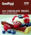 101 Chocolate Treats: Tried-and-True Recipes - Jeni Wright, Jeni Wright