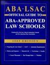 ABA/LSAC Official Guide to ABA-Approved Law Schools - Wendy Margolis