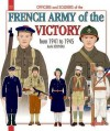 THE FRENCH ARMY OF THE VICTORY (Officers and Soldiers Of...) - André Jouineau