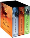The Cycle of Arawn: The Complete Epic Fantasy Trilogy - Edward W. Robertson