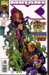 Mutant X [Vol 1 #4, Comic Book] - Howard Mackie