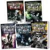 Skulduggery Pleasant Pack, 5 books, RRP 40.95 (Books 1-5) (Skulduggery Pleas... - Derek Landy