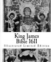 King James Bible 1611: Illustrated Limited Edition - Jack Holland
