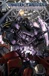 Transformers: Megatron Origin #1 - Eric Holmes, Alex Milne