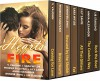 Hearts on Fire: Romance Multi-Author Box Set - Violet Vaughn, Phoenix Sullivan, Jennifer Lewis, Lily Zante, Lib Starling, Anna Alexander, Sara Wylde