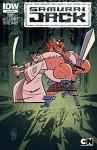 Samurai Jack #6 - Jim Zub, Brittney Williams, Andy Suriano