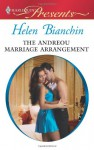 The Andreou Marriage Arrangement - Helen Bianchin