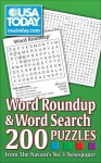 USA Today Word Roundup & Word Search: 200 Puzzles from the Nations No. 1 Newspaper - Andrews McMeel Publishing