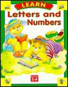 Learn Letters and Numbers - Lucy Kincaid, Andrew Geeson
