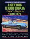 Lotus Europa Gold Portfolio 1966-75 - R. Clarke
