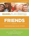 Friends Study Guide: Encouraging Each Other (The Daniel Plan Essentials Series) - John Townsend, Dee Eastman