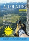 Accounting, Binder Ready Version: Tools for Business Decision Making - Paul D. Kimmel, Jerry J. Weygandt, Donald E. Kieso