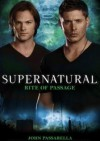 Supernatural: Rite of Passage - John Passarella