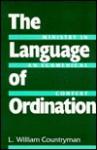 Language of Ordination. - L. William Countryman
