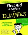 First Aid and Safety for Dummies - Charles B. Inlander