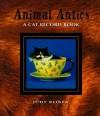 Cat Record Book (Animal Antics) - Judy Reinen