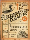 A Questionable Shape (excerpt) (Electric Literature's Recommended Reading) - Bennett Sims, Eric Obenauf