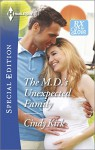 The M.D.'s Unexpected Family (Rx for Love) - Cindy Kirk