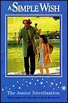 A Simple Wish junior novelization - Francine Hughes