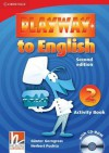 Playway to English Level 2 Activity Book [With CDROM] - Günter Gerngross, Herbert Puchta