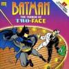Batman: The Terror of Two-Face - Suzan Colon, Tim Harkins, Scott Rosema