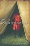 Water forElephants [Deckle Edge] Publisher: Algonquin Books of Chapel Hill; Roughcut edition - Sara Gruen