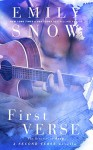 First Verse (Second Verse Book 1) - Emily Snow