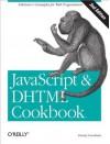 JavaScript & DHTML Cookbook - Danny Goodman