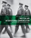 Written and Interpersonal Communication: Methods for Law Enforcement (5th Edition) - Harvey Wallace, Cliff Roberson