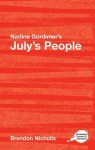 July's People, Nicholls (Rgl): A Routledge Study Guide - David Kipnis, Brendon Nicholls