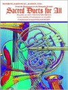 Sacred Duets for All: Trombone, Baritone B.C., Bassoon, Tuba (Sacred Instrumental Ensembles for All) - William Ryden
