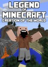Legend of Minecraft: Creation of The World (feat. Notch, Herobrine and Steve) - an Unofficial Minecraft Comic Book - MC Bros