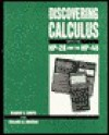 Discovering Calculus with the HP-28 and the HP-48 - Robert T. Smith, Roland B. Minton
