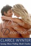 Desired In December - Clarice Wynter