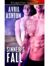 Sinner's Fall: 4 (Brooklyn Sinners) - Avril Ashton